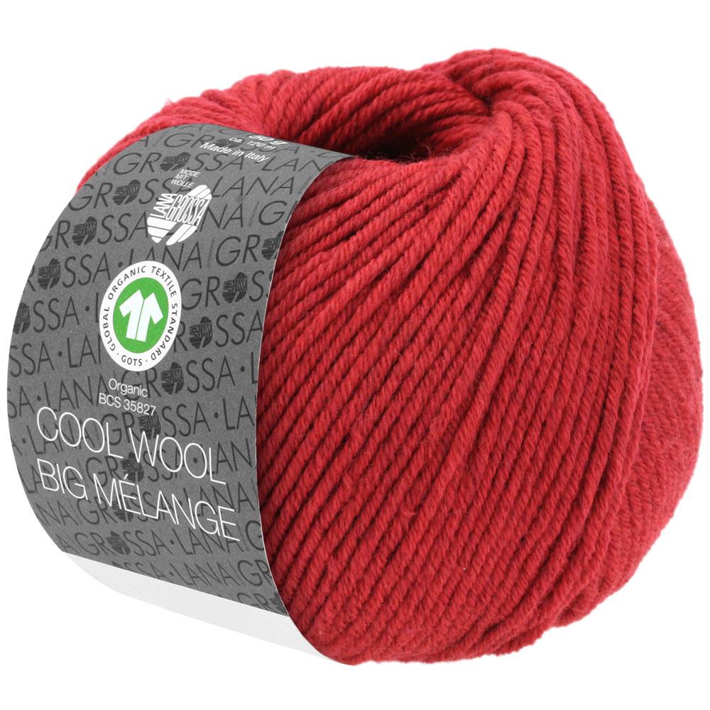 Cool Wool Big Melange GOTS