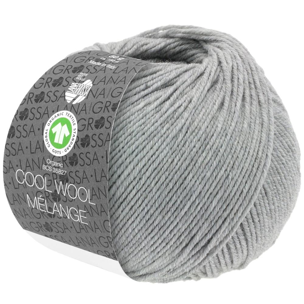 Cool Wool Mélange Gots